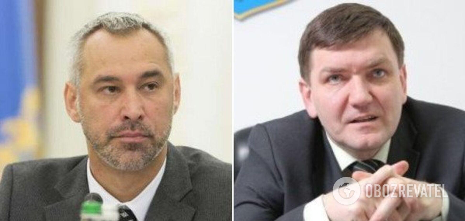 Звільнений із ГПУ Горбатюк висунув звинувачення Рябошапці