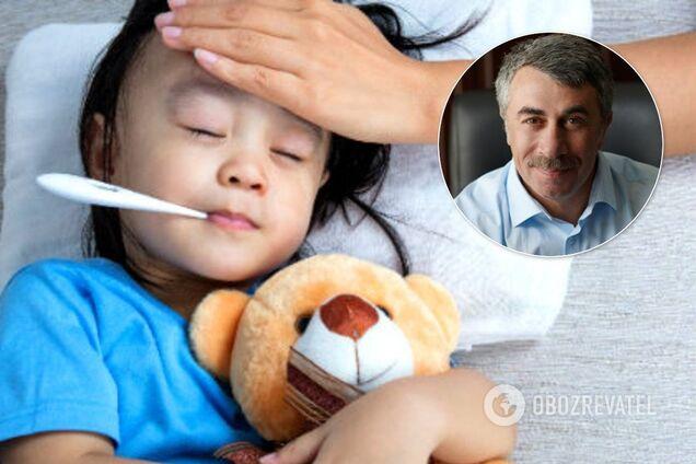 Комаровський розкрив важливий момент у лікуванні дітей
