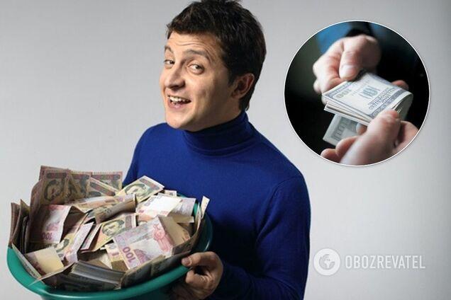 """Слугу народа"" уличили во взяточничестве"