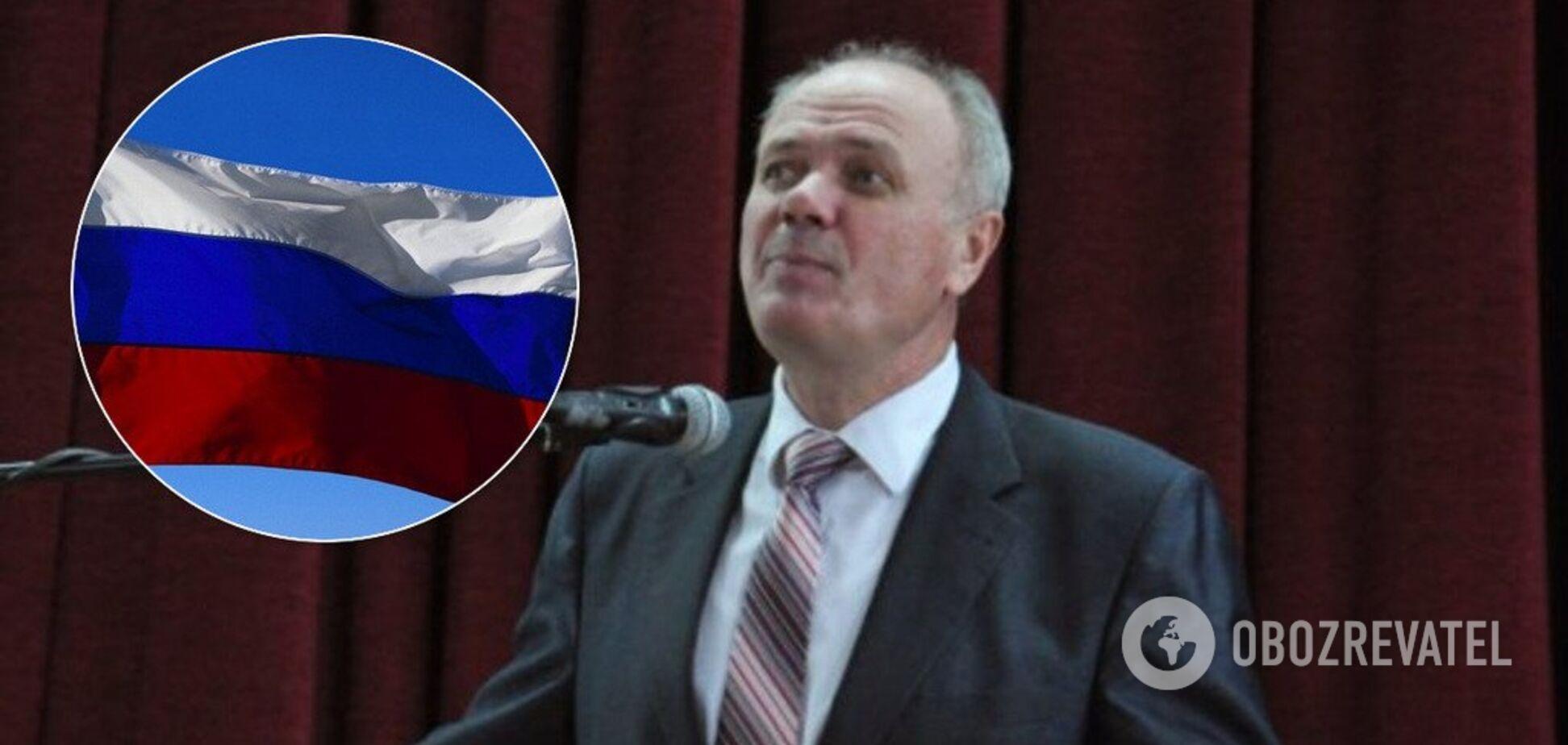 'Вас уже відмазепили?' Виступ ректора українського вишу потрапив у ефір росТБ