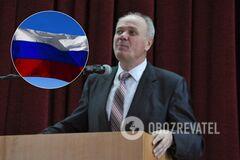 'Вас уже отмазепили?' Выступление ректора украинского вуза попало в эфир росТВ