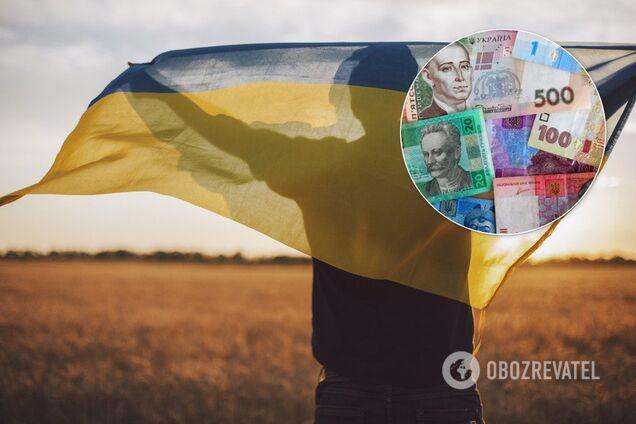В среднем украинцы могут потратить и сэкономить лишь 1830 евро в год