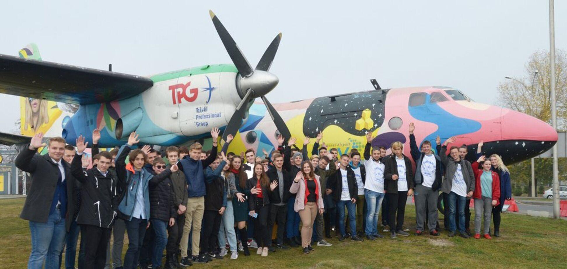 Відкрито всеукраїнський конкурс 'Авіатор 2020': переможці вирушать у Лондон