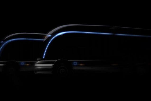 Дизайн вантажівки HDC-6 Neptune