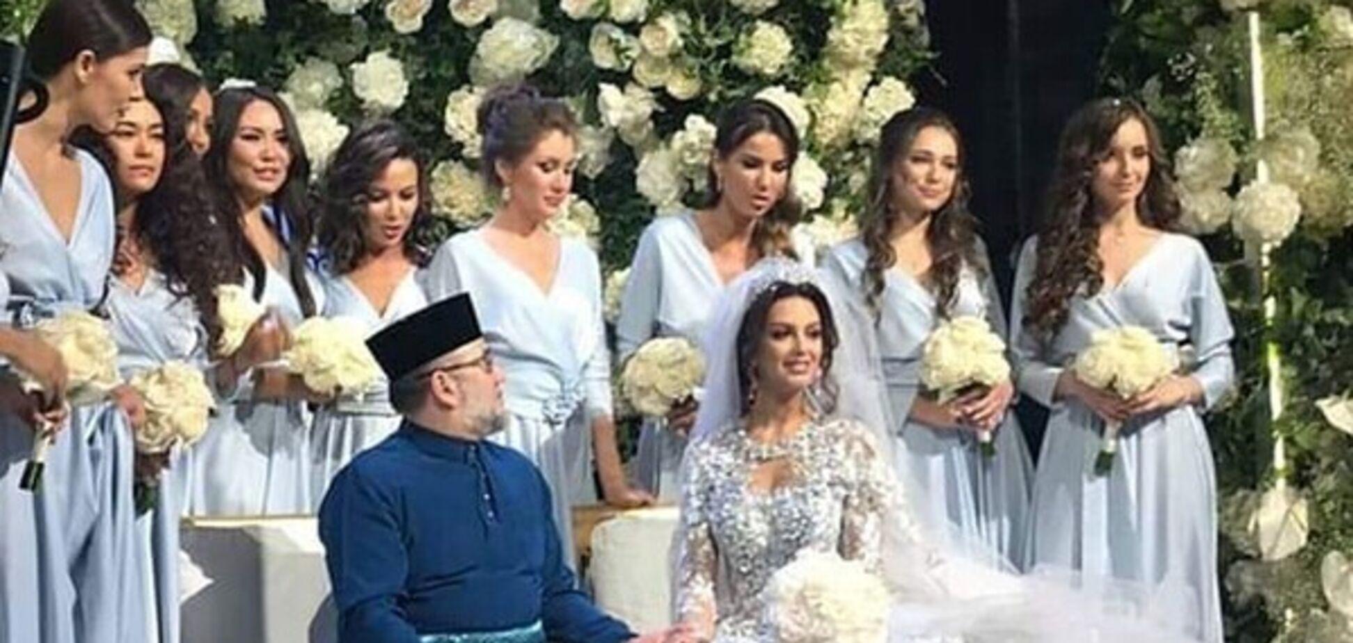 Розсекречено подробиці гучного розлучення екскороля Малайзії та 'Міс Москви'
