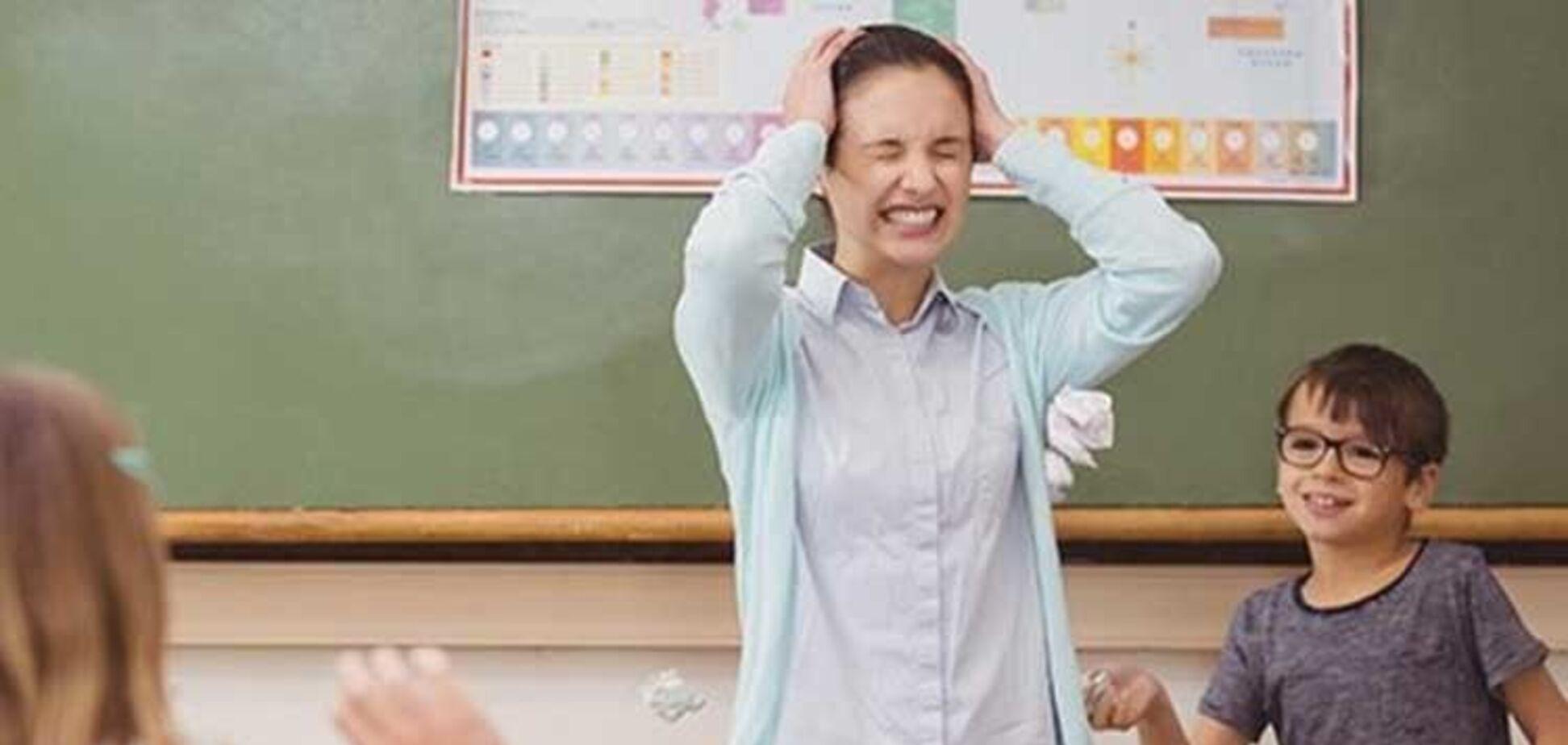 Штрафи за образу педагога: у Верховній Раді зареєстрували законопроект