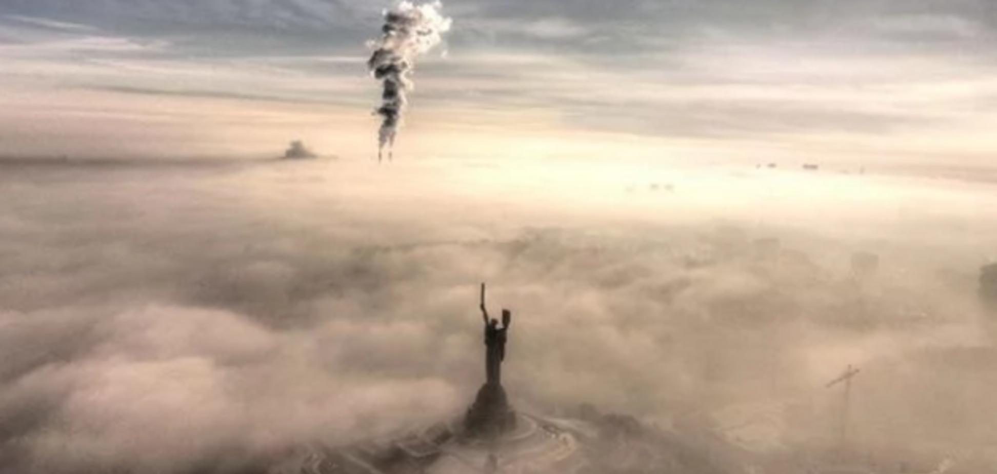 Туман у Києві: в КМДА сказали, чому виник смог