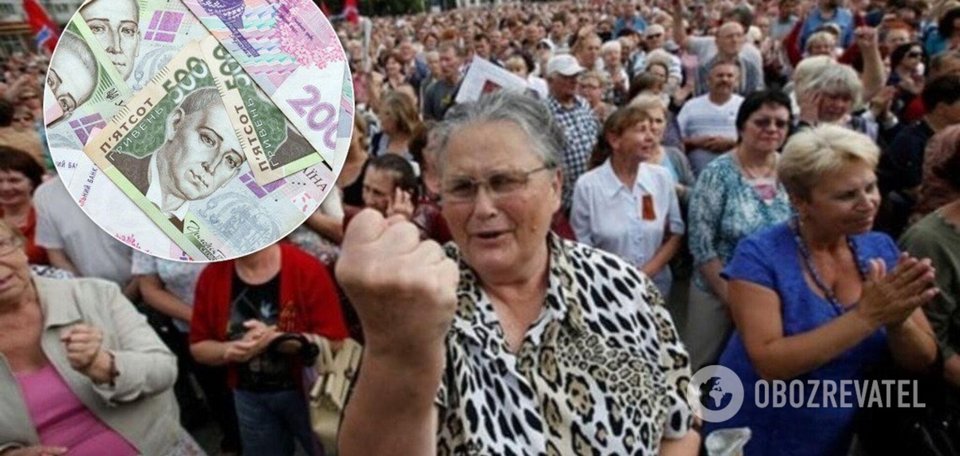 'Віддавати гроші Пушиліну?' Мережу сколихнула заява Сивохо про пенсії для 'Л/ДНР'