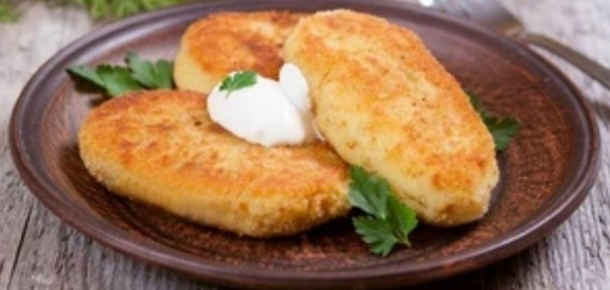 Рецепт самых вкусных картофельных зраз
