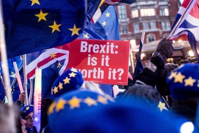 Ілюстрація. Brexit