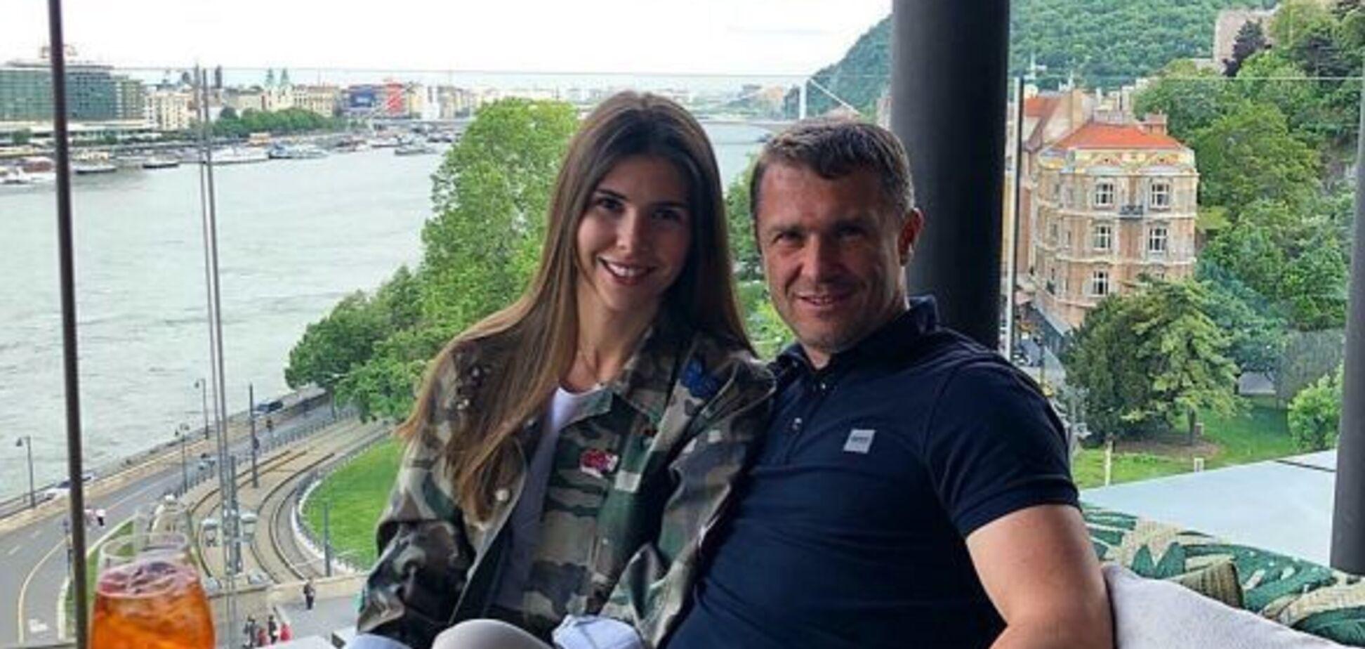 'Образ строгого': жена Реброва раскрыла новую часть жизни экс-тренера 'Динамо'