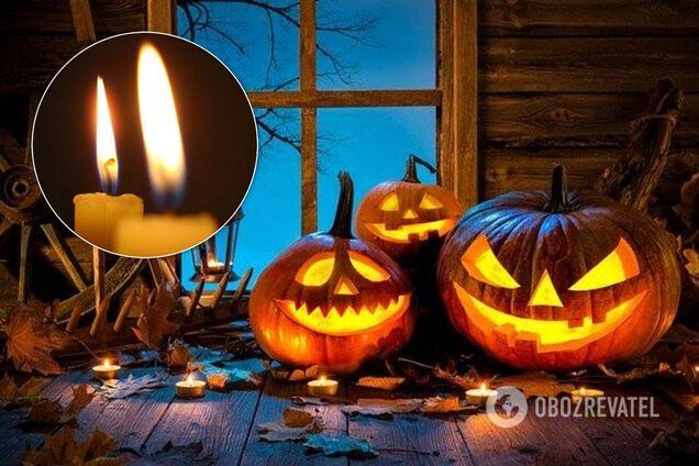 На Хэллоуин можно провести обряд на защиту дома