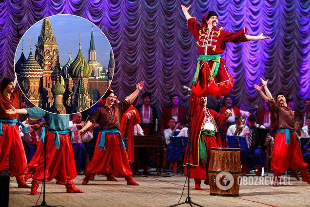 Артисти хору Верьовки виступили з ініціативою звернення до росіян