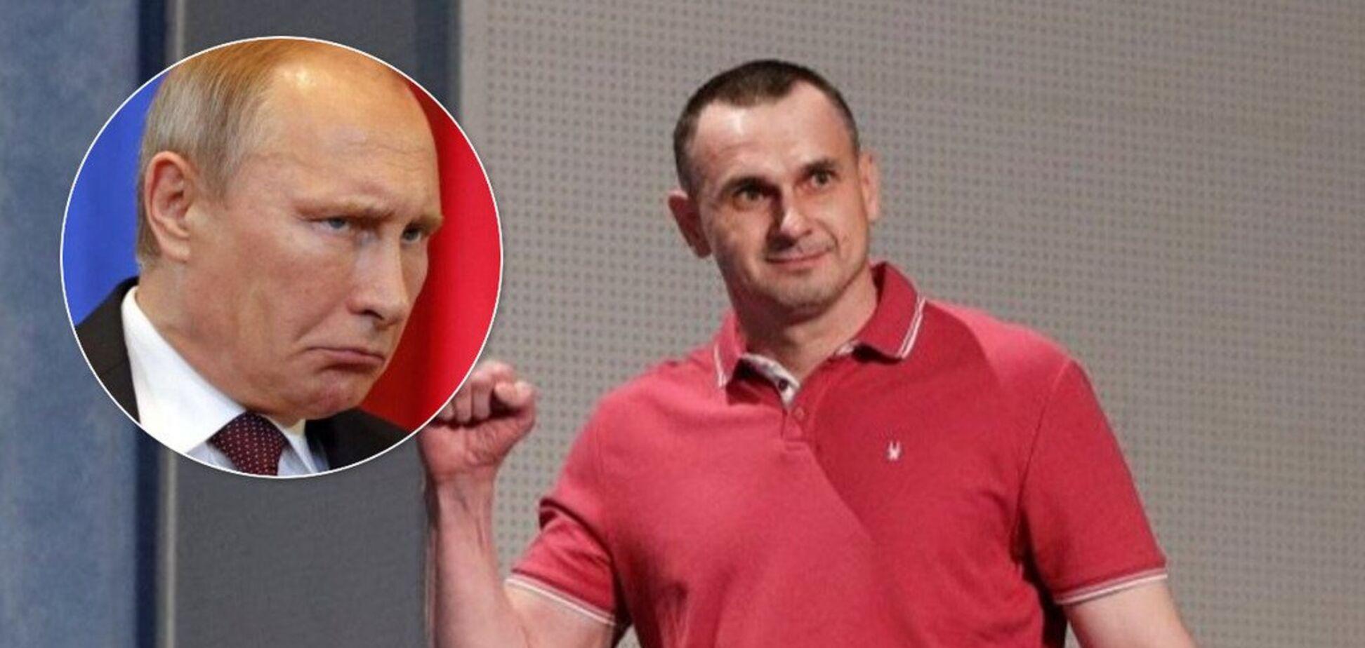 'Відсвяткуємо падіння Путіна!' Сенцов виступив із потужною заявою в США