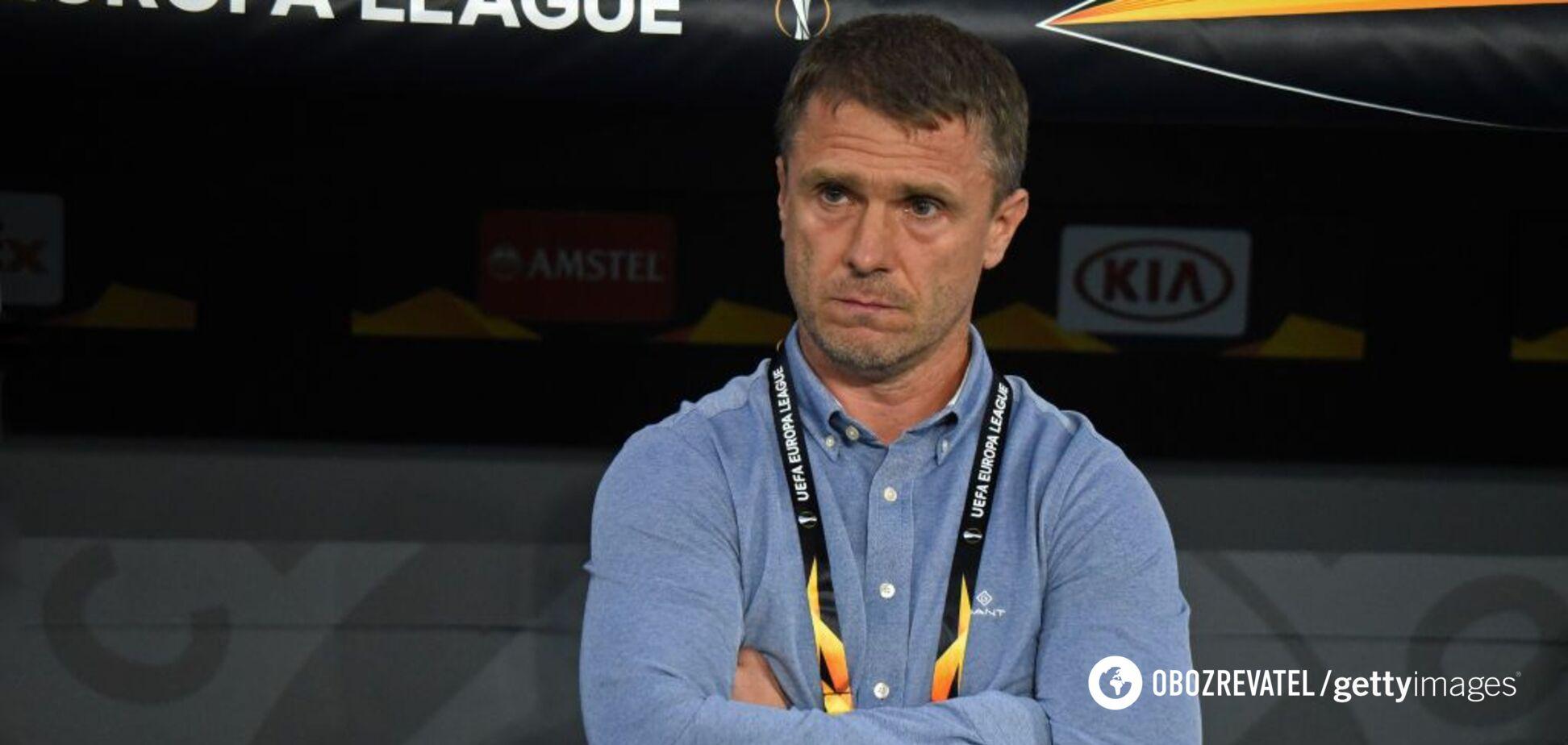 Ребров в Лиге Европы опозорил самый титулованный московский клуб
