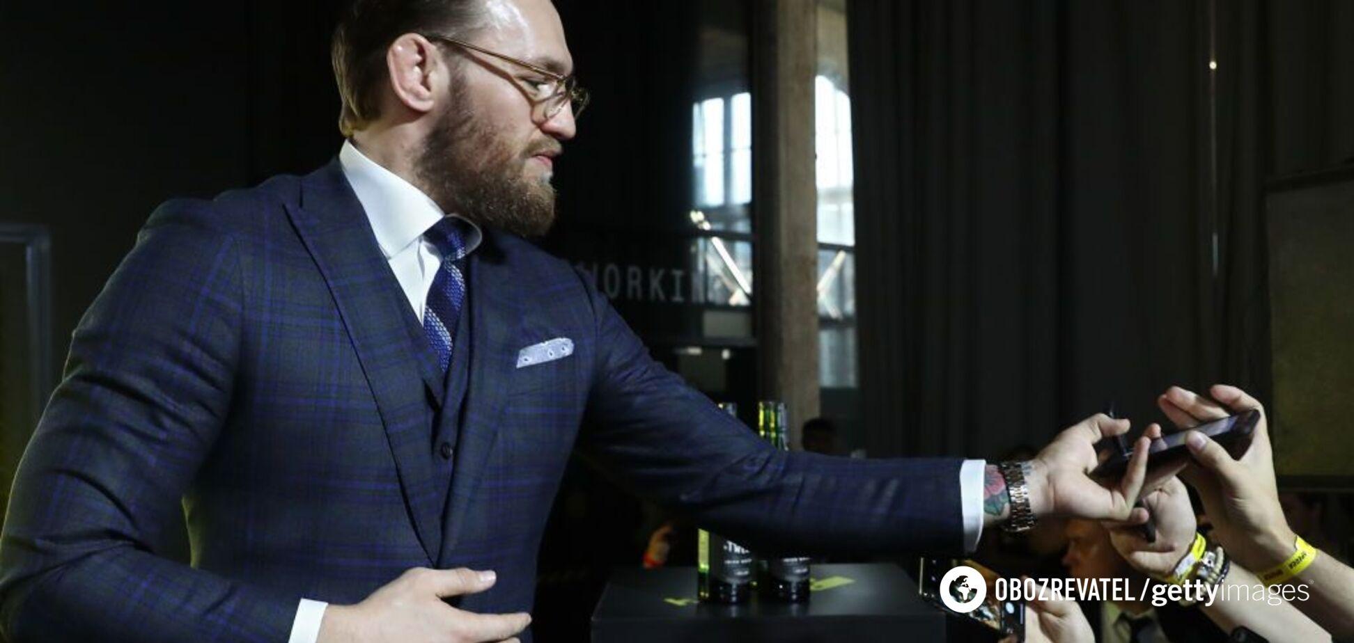 'Нюхает задницы': МакГрегор публично оплевал Хабиба