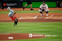 Гімнастка виконала неймовірний стрибок і вразила фанатів