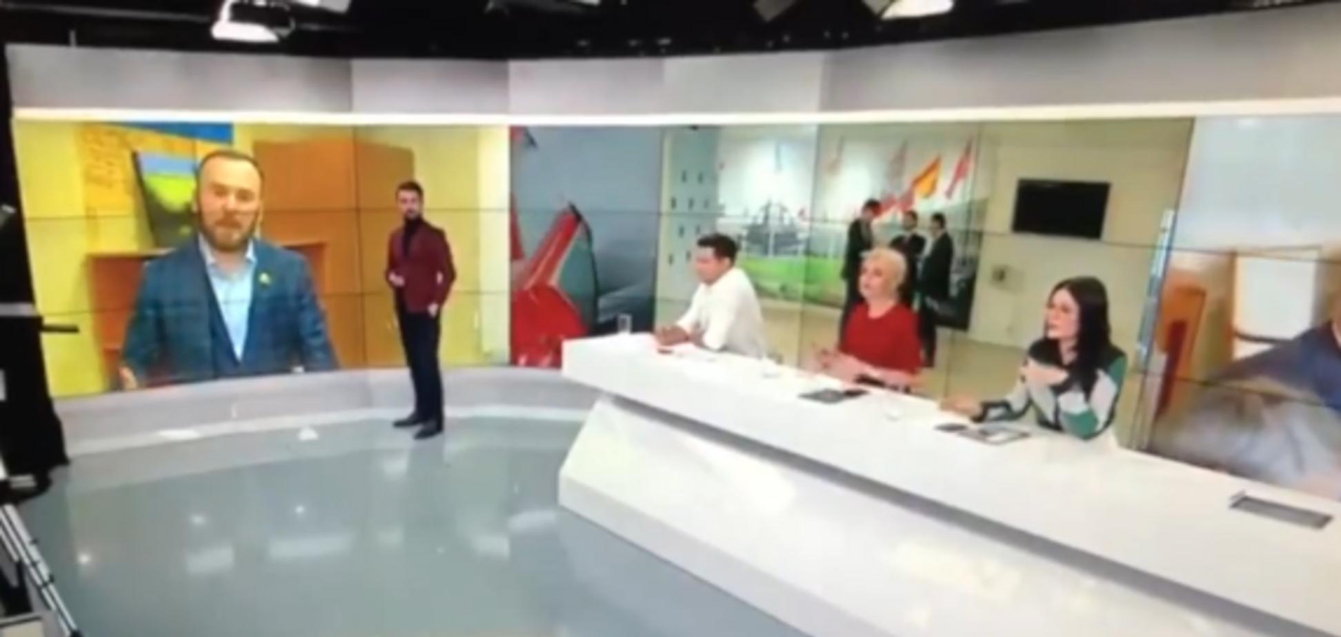 'Устала' от войны: украинская ведущая оскандалилась заявлением о Донбассе. Видео