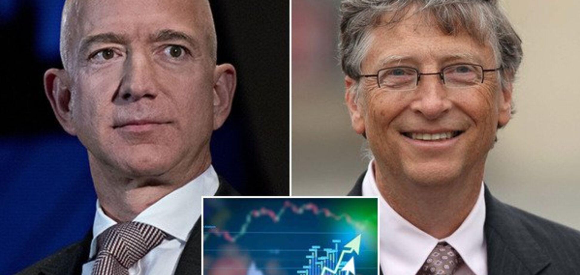 Обвал світових ринків вдарив по найбагатших людях світу: страхітлива цифра