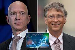 Обвал мировых рынков ударил по богатейшим людям мира: устрашающая цифра