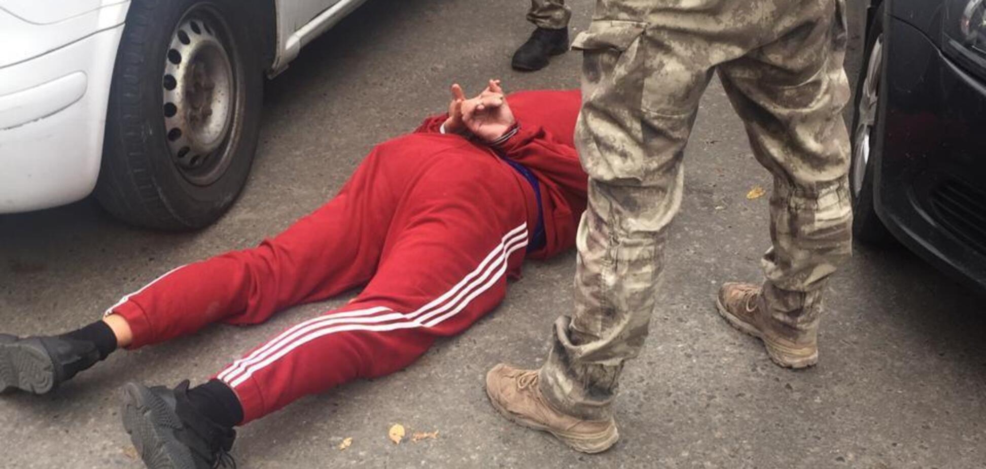 В Днепре полиция задержала банду грабителей банкоматов