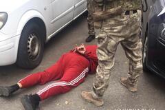 <strong>В Днепре полиция задержала</strong> банду грабителей банкоматов