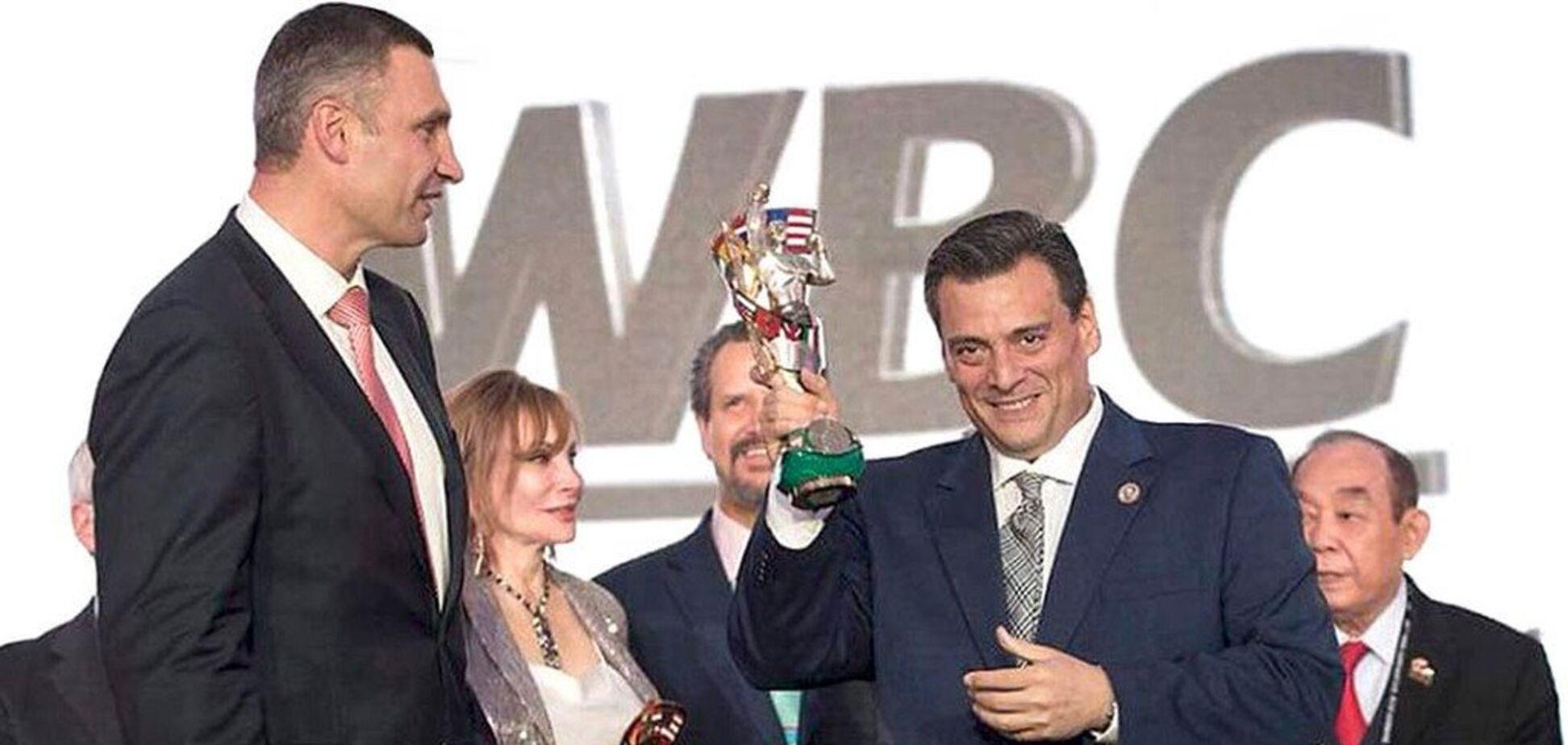 Україна влаштувала бойкот WBC через Росію