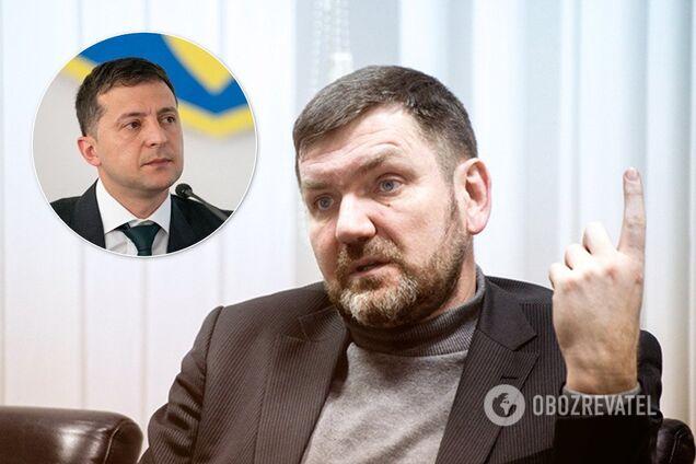 Горбатюк рассказал о разговоре с Зеленским о делах Майдана