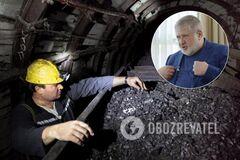 Коломойського звинуватили в зриві роботи українських шахт