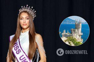 Чей Крым? 'Мисс Украина' неоднозначно ответила на наболевший вопрос. Видео