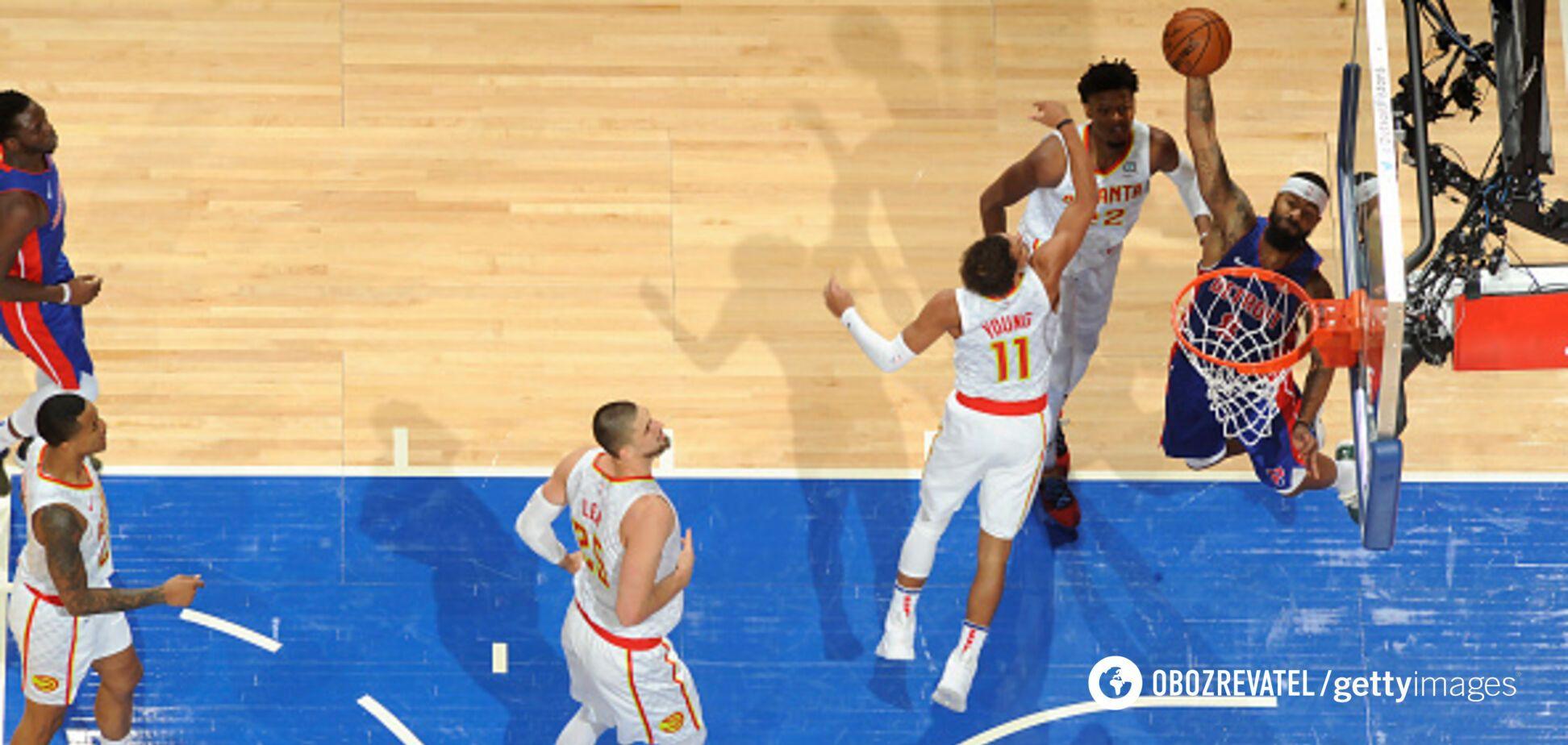 Украинец Лэнь результативно стартовал в новом сезоне НБА