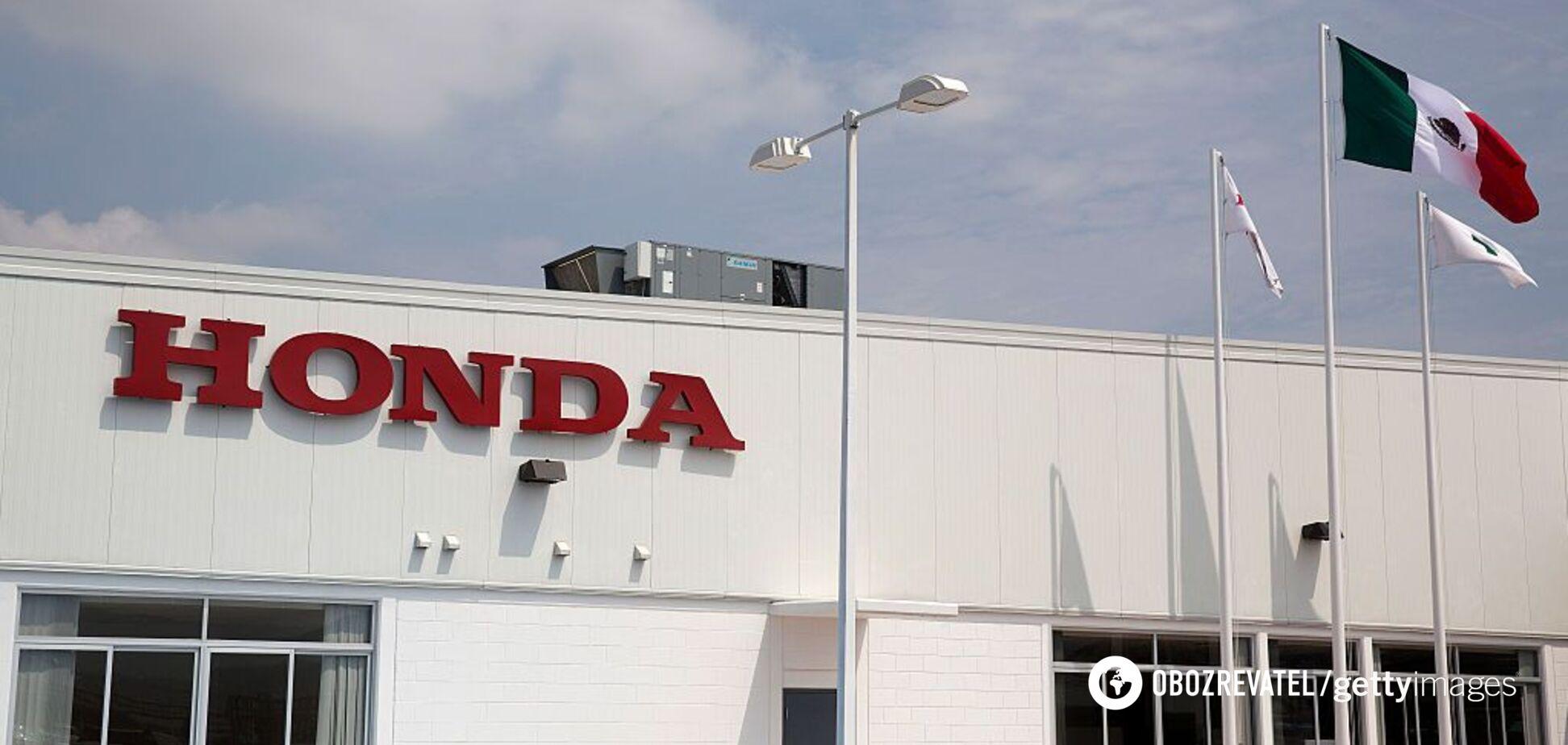 Больше никакого бензина? Honda кардинально изменит продажи авто