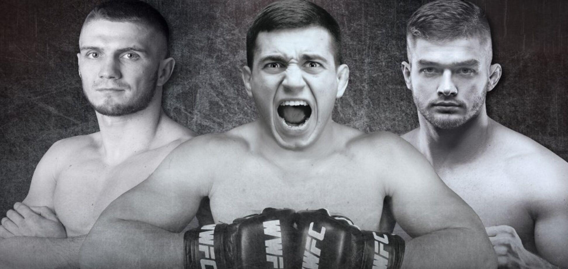 Дебют Александра Плетенко: титульный бой за пояс чемпиона мира WWFC 16
