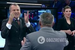 Українець довів до істерики 'сімейство Скабєєвих': опубліковано відео