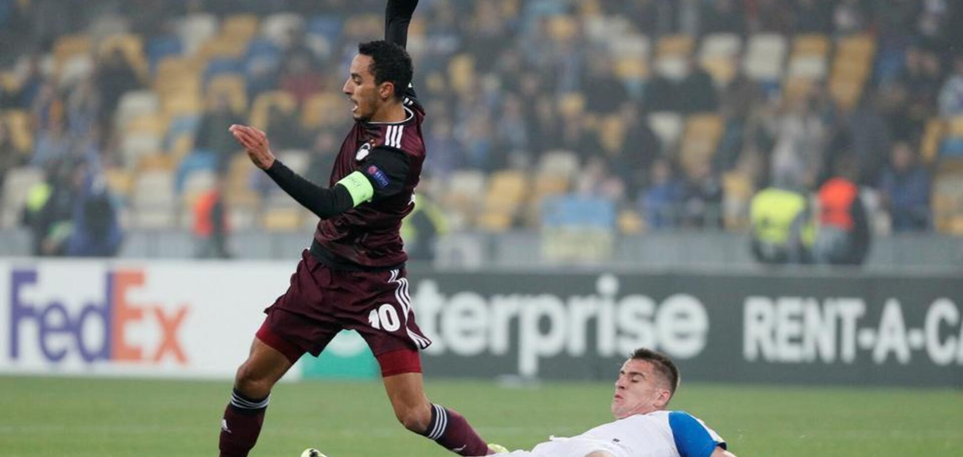 'Динамо' — 'Копенгаген': відеоогляд матчу Ліги Європи