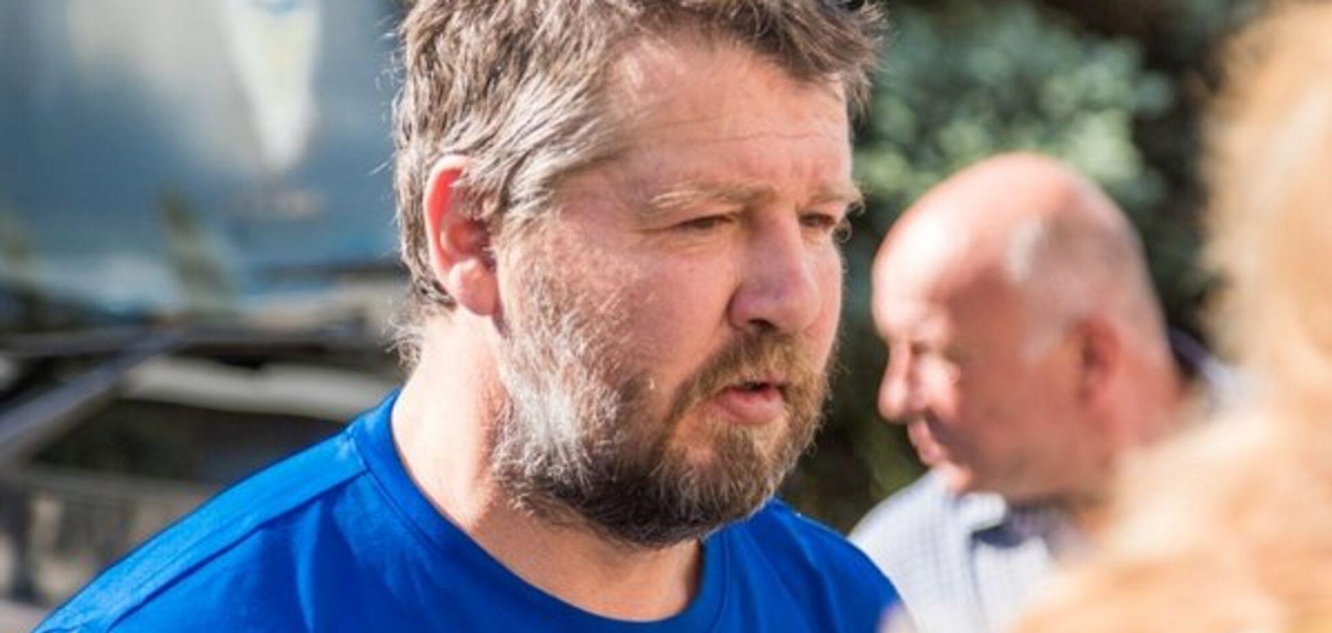 'Люди озлоблены': Саленко рассказал РосСМИ об уставших от 'окопной возни' украинцах