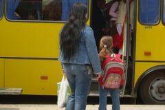 В Днепре <strong>приостановят льготный проезд</strong> для школьников