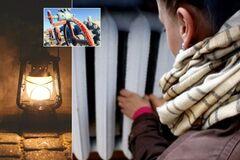 'Готовим керосиновые лампы': отопительный сезон в Украине под угрозой