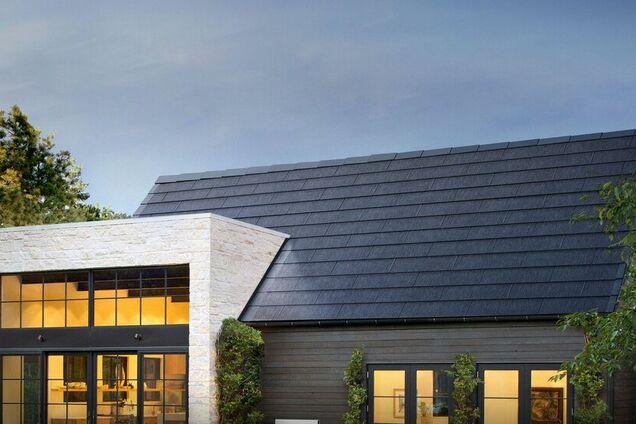 Презентация дома с установленной крышей Solarglass Roof