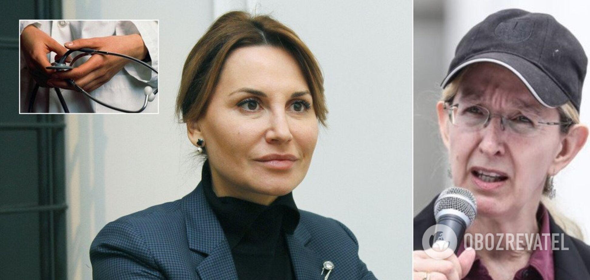 Жодну професію в Україні так не принижували, як медиків за Супрун – Сисоєнко