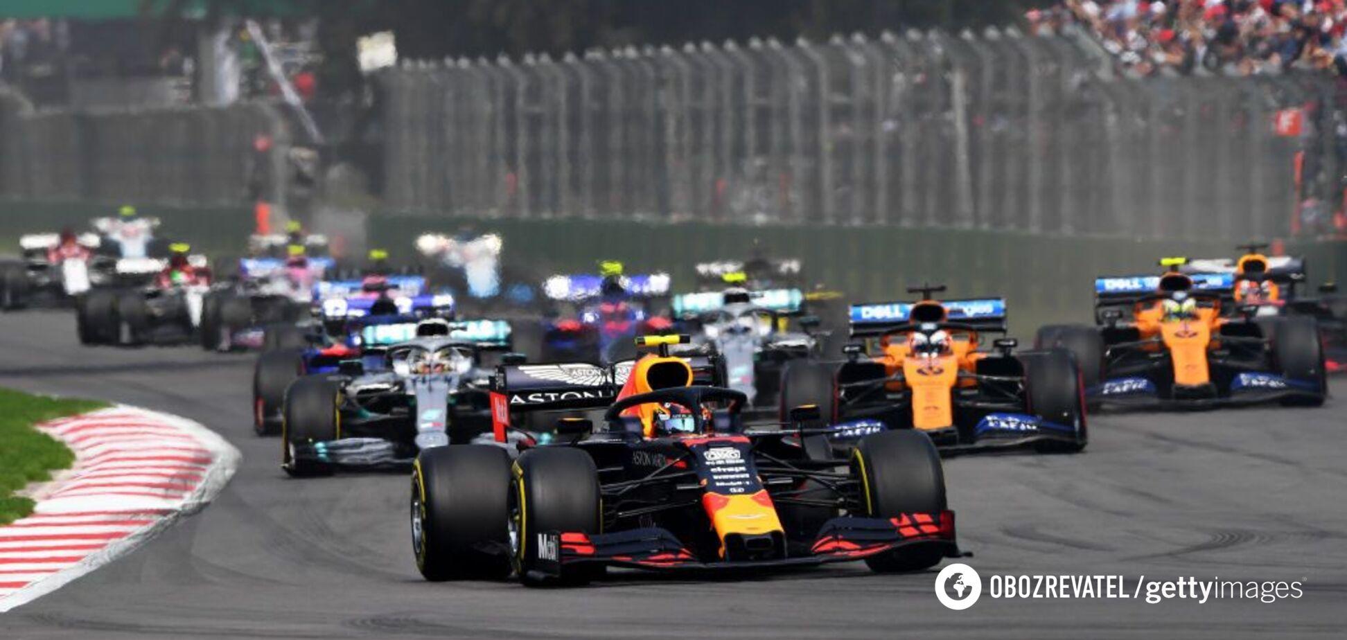 Формула-1: Ferrari зганьбилися на Гран-прі Мексики