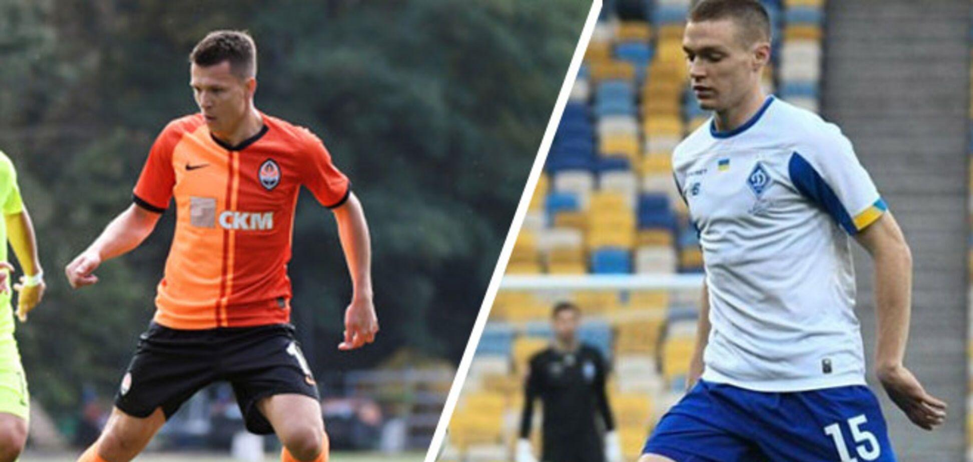 'Динамо' и 'Шахтер' сенсационно потеряли очки в УПЛ