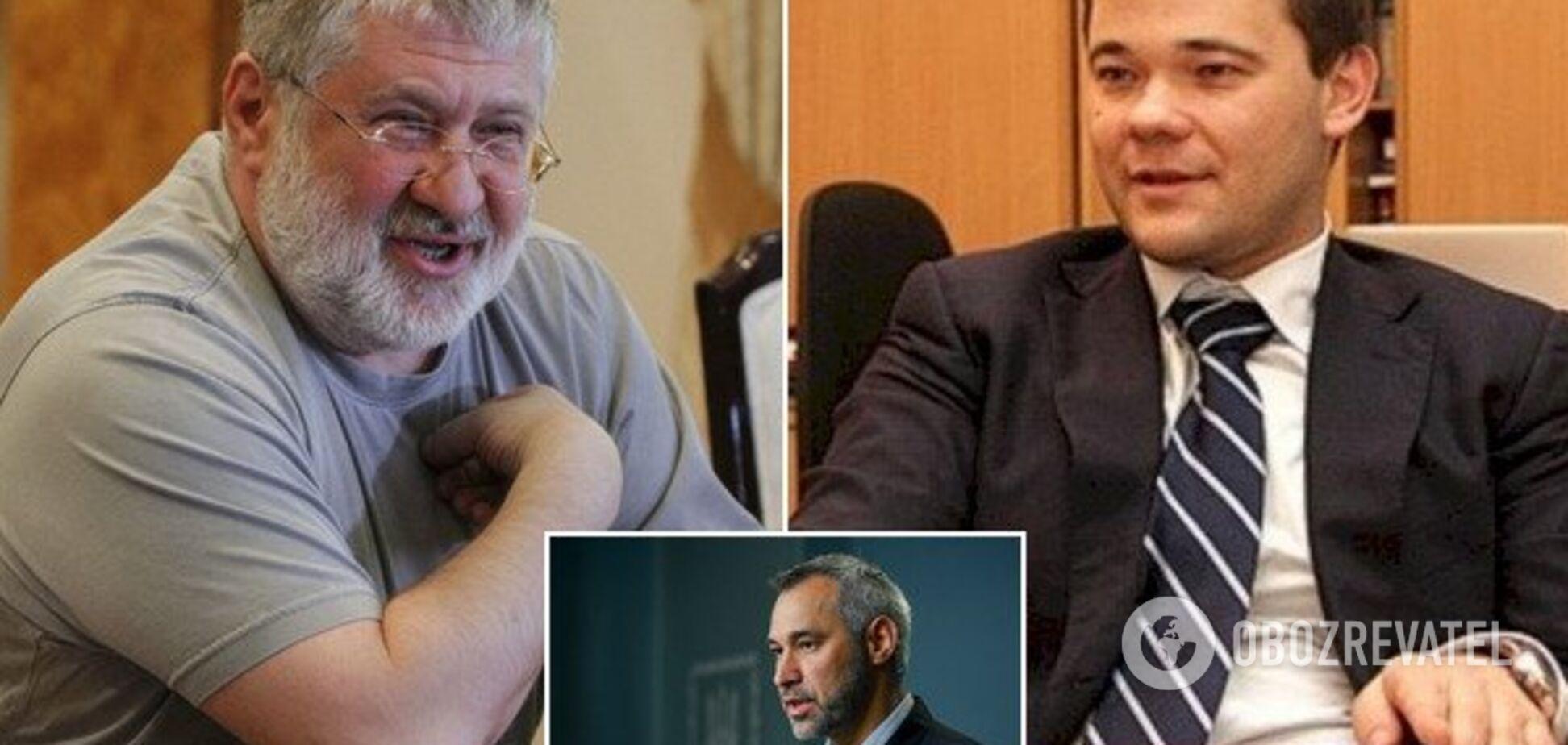 Богдана обвинили в госизмене и растрате 3 млрд гривен: все подробности