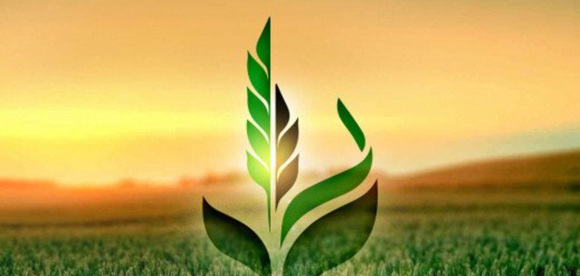 Логотип ПАТ 'Аграрний фонд'