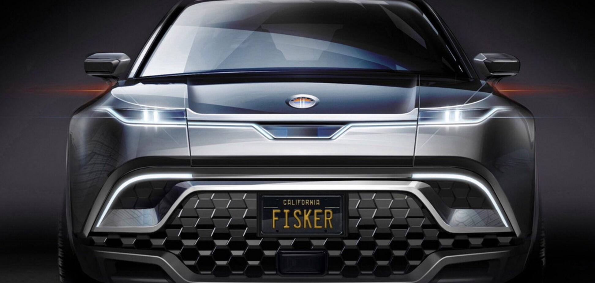 Fisker має намір поборотися з Tesla Model Y