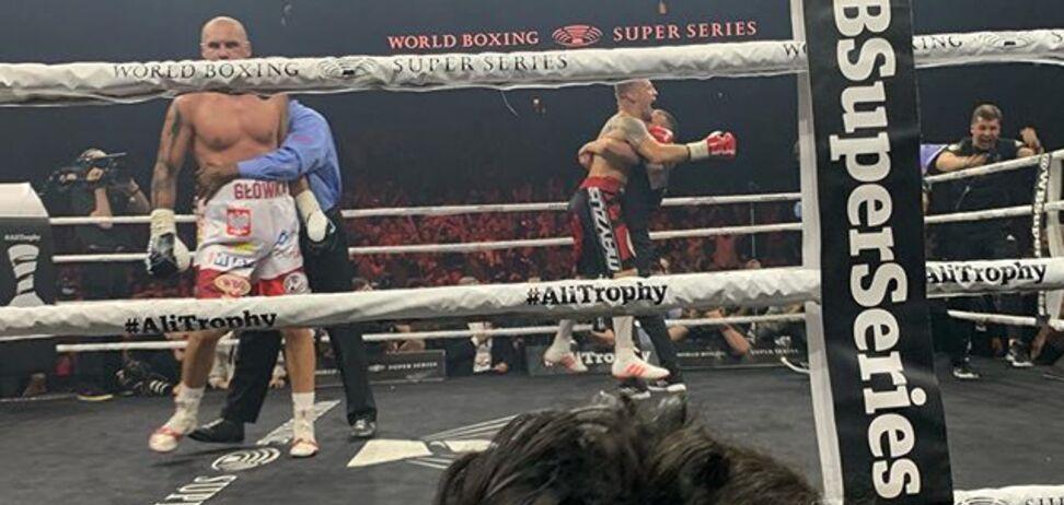 Скандал у WBSS: WBO ухвалила резонансне рішення щодо бою екссуперників Усика