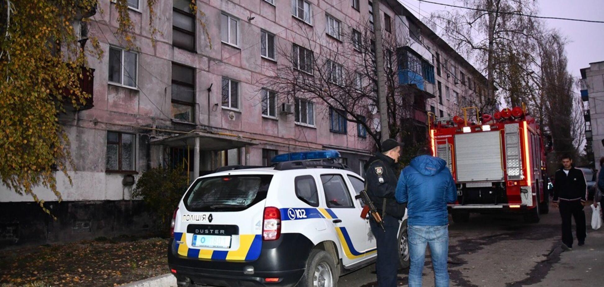 На Луганщині прогримів потужний вибух у п'ятиповерхівці: фото з місця НП