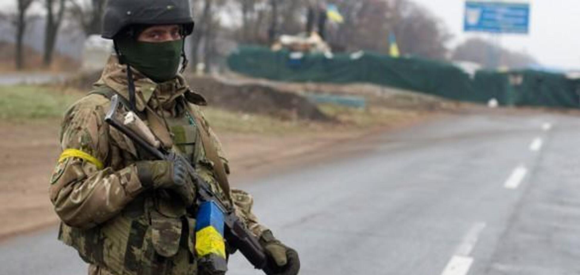 Силы ООС на Донбассе обстреляли из запрещенного оружия: есть раненные
