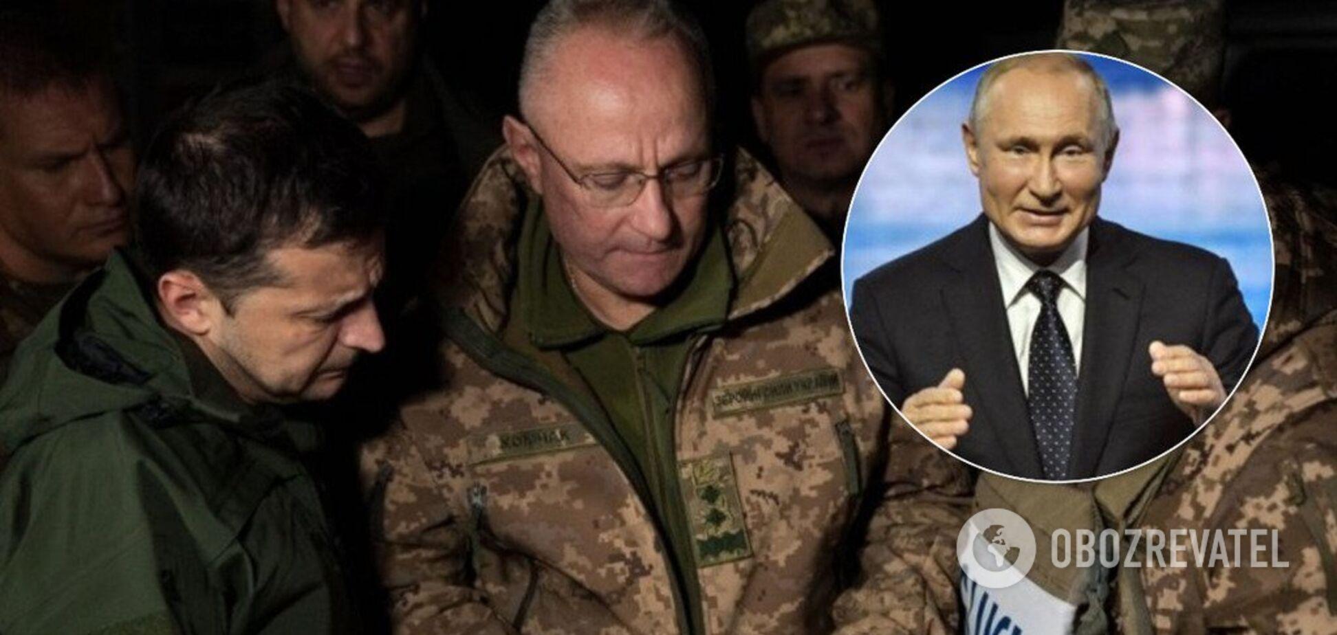 Зеленський у теплій ванні: президенту пояснили мету Путіна на Донбасі