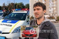 Їздили на роботу: як киянин знайшов своє вкрадене авто у поліцейських